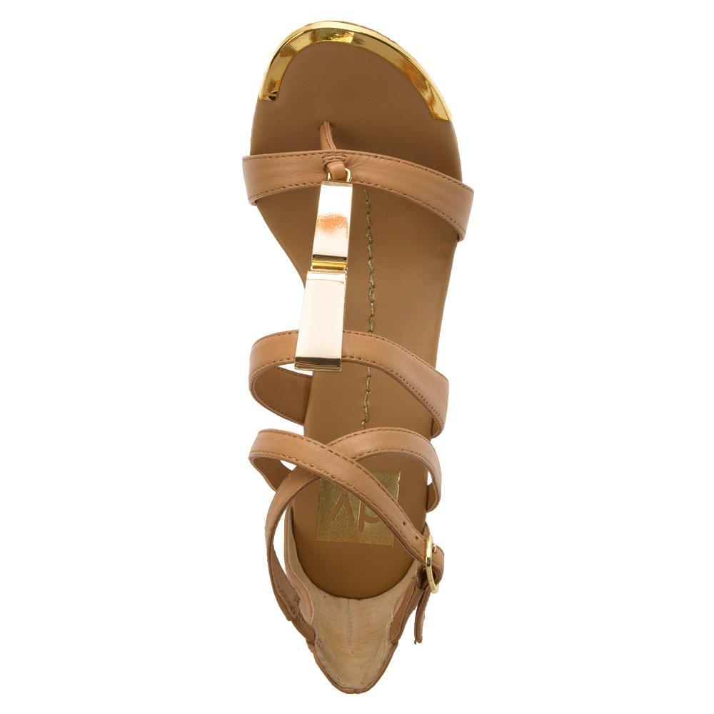 DV by Dolce Vita Women's Tabby Wedge Sandal Stella B00G9AOCUY 8 B(M) US|Nude Stella Sandal ccdef9