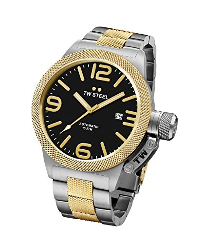 TW Steel Mens Watch Automatic Canteen CB45