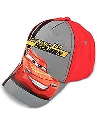 d95a58391d6 Little Boys  Cars Lightning McQueen Cotton Baseball Cap