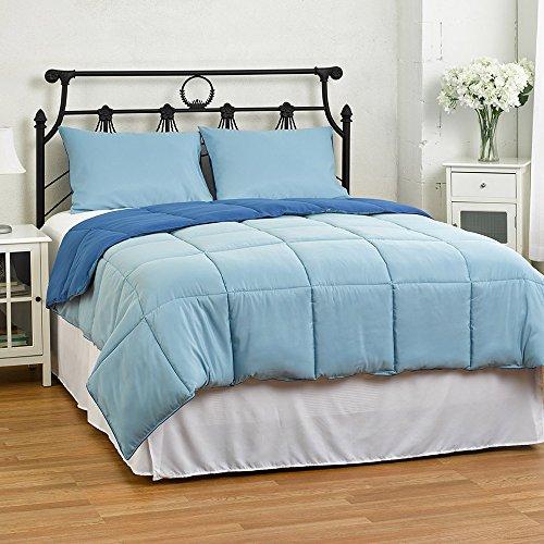 Royal Blue Comforter - 9