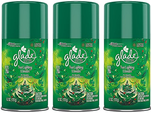 Glade Automatic Spray Refill - Limited Edition - Winter Coll