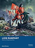 Lion Rampant: Medieval Wargaming Rules (Osprey Wargames)
