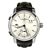 Ulysse Nardin GMT Dual Time automatic-self-wind mens Watch 3343126-91 (Certified Pre-owned)