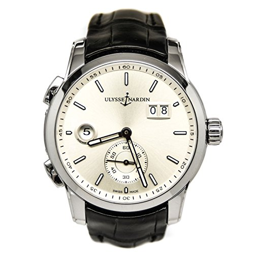 Ulysse-Nardin-GMT-Dual-Time-automatic-self-wind-mens-Watch-3343126-91-Certified-Pre-owned