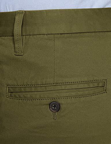 MERAKI Pantalon Chino Slim en Coton Homme