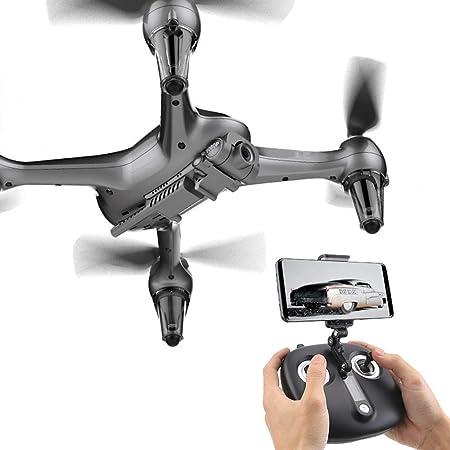 Drone Con 1080P HD Pixel Motor Sin Escobillas WIFI Transmisión En ...