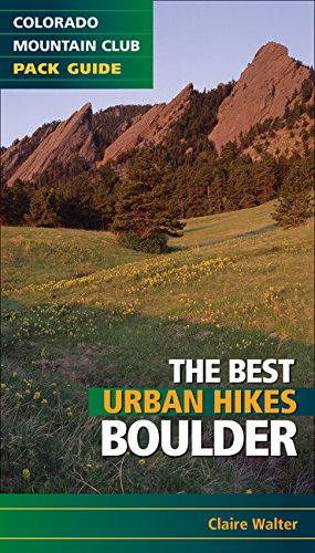 Pdf Outdoors The Best Urban Hikes: Boulder