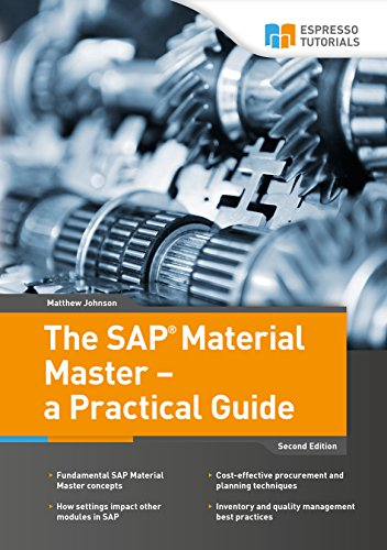 The SAP Material Master
