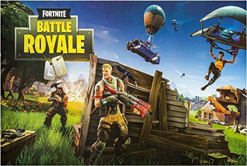 Fortnite Battle Royale Poster,
