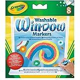 Crayola Washable Window Markers, Car Window