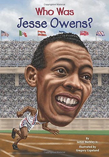 Who Was Jesse Owens? - Book  of the Who Was/Is...?