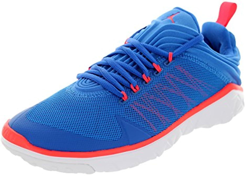 nike jordan hommes est jordan jordan jordan vol sport bleu / infrarouge flex formateurs formation 23 / Blanc  nous chaussure 11,5 hommes 101cbe