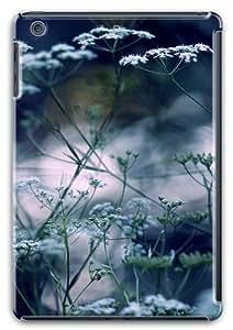 iPad Mini Retina Case, iPad Mini Retina Cases - Summer flowers bokeh Polycarbonate Hard Case Back Cover for iPad Mini Retina