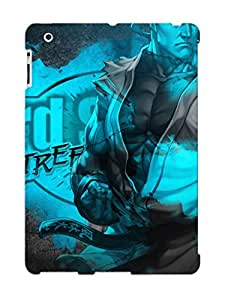 XuhKFMN3490rzqKu Anti-scratch Case Cover Improviselike Protective Ryu - Street Fighter Iii - 3rd Strike Case For Ipad 2/3/4
