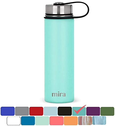 Review MIRA Stainless Steel Vacuum