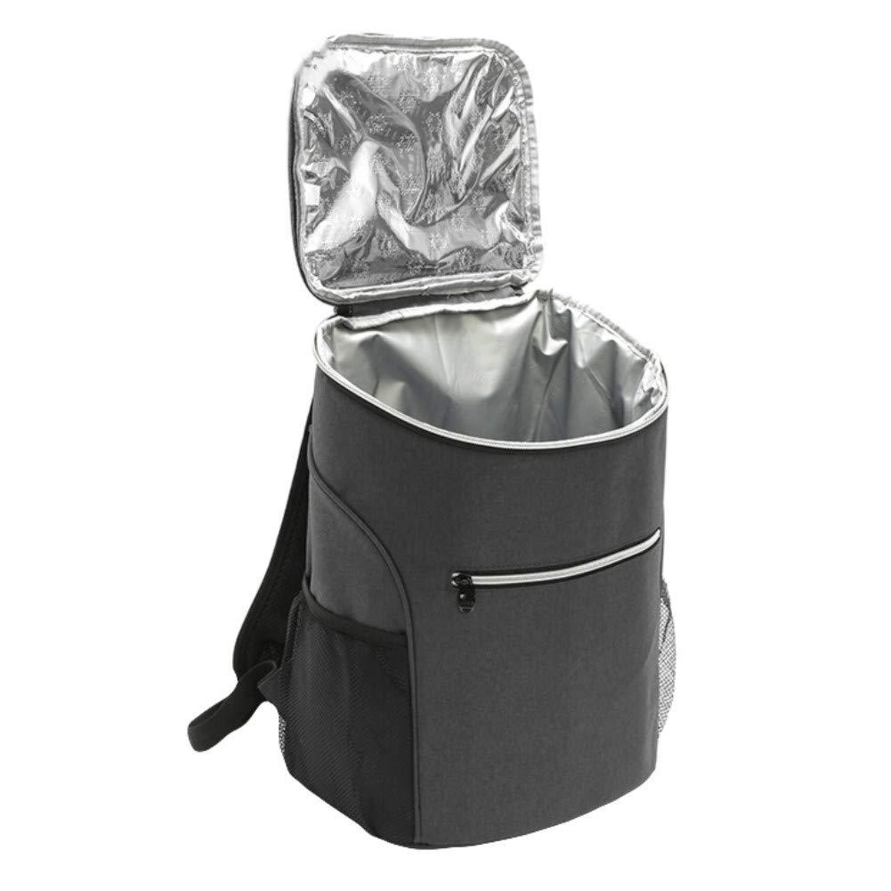 Bolsa de Enfriador T/érmica Impermeable para Picnic Mochila de Almuerzo Plegable de 20 litros con Enfriador Aesy Aislado Mochila Bolsa de Enfriamiento Playa Liviano Parque Senderismo