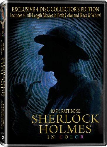 (Sherlock Holmes (Prelude to Murder (Dressed to Kill) / Secret Weapon / Terror by Night / Woman in Green))