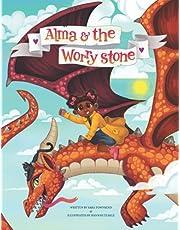 Alma & the Worry Stone