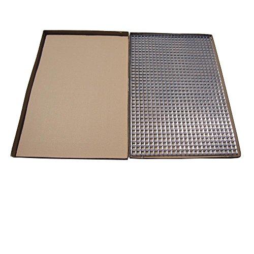 lvanized Welded Wire Mesh Sheet, 6pcs Set, 2'x3'- 1 Inch x 1 Inch 15GA ()