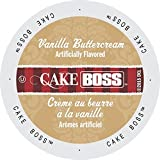 Cake Boss Coffee Vanilla Buttercream, 24 Count
