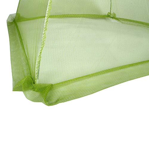 17''x17'' Pop-Up Mesh Screen Food Cover Tents - Keep Out Flies, Bugs, Mosquitos - Reusable and Collapsible(6 Pack) by Casolly (Image #5)