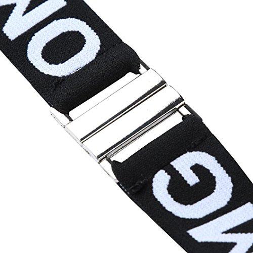 3d189a6802f Challyhope Hot Sale! Womens Sexy Lingerie Corset Bandage OMG Print Sports  Bra+Pants Underwear