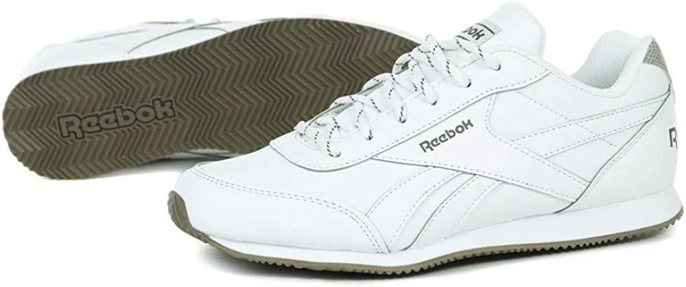 Reebok Royal Cljog 2, Basket Homme Multicolore Blanc Armygr Aucun