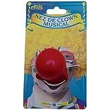 P'TIT CLOWN 30320 Nez de Clown Couineur - Rouge