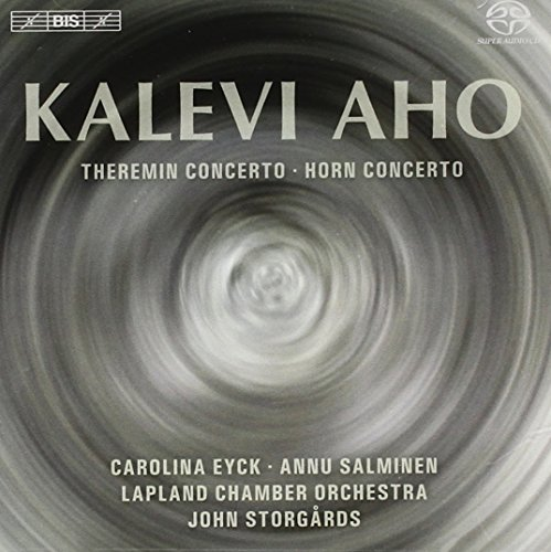 AHO / SALMINEN / EYCK / LAPLAND CHAMBER ORCH