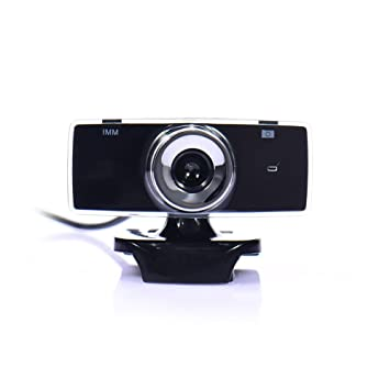 Mini cámara HD Webcam ordenador Samsung Galaxy S3 Mini USB 2.0 gratis, unidad con soporte integrado ...
