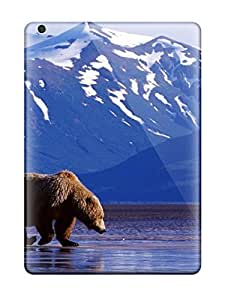 AnnDavidson Scratch-free Phone Case For Ipad Air- Retail Packaging - Bear Photo