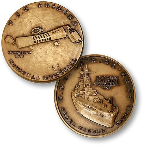 UPC 666084481885, USS Arizona National Memorial Coin