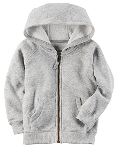 Carter's Baby Boys' Cardigan 18 Months, Gray
