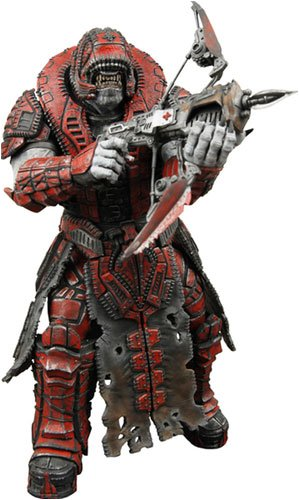 NECA Gears of War Theron Guard Series 2 Action Figure SG/_B001BIFGNG/_US Helmet