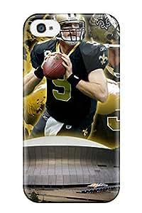 New Drew Brees Tpu Case Cover, Anti-scratch ZippyDoritEduard Phone Case For Iphone 4/4s