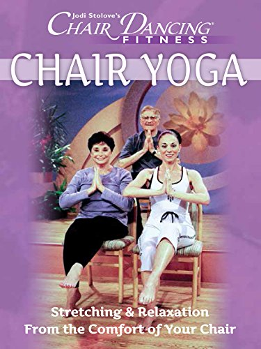 Chair Dancing Fitness Chair Yoga by