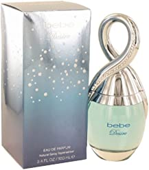 Bebe Desire Eau de Parfum Spray for Women, 3.4 Ounce