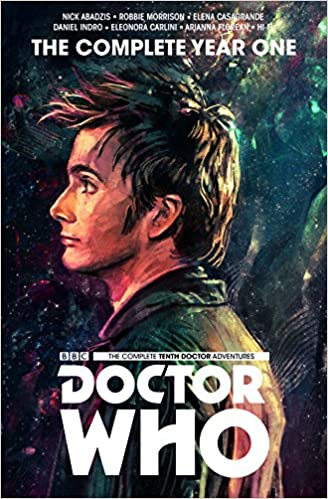 Doctor Who : The Tenth Doctor Complete Year One: Nick Abadzis