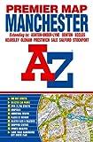 Manchester Premier Map (A-Z Premier Street Maps)