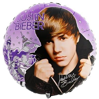 "Justin Bieber 18"""" Foil Ballon"