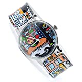 Tokidoki - W Snap Watch (Sushi Cars)