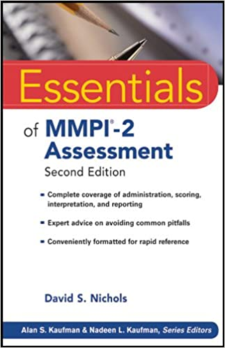 Essentials of mmpi 2 assessment essentials of psychological essentials of mmpi 2 assessment essentials of psychological assessment 2nd edition kindle edition fandeluxe