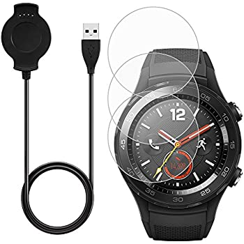 Amazon.com: Huawei Watch 2 Cargador (2 piezas), Kissmart ...