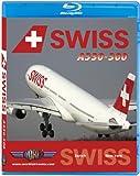 Swiss Airbus A330-300 to New York JFK [Blu-ray]
