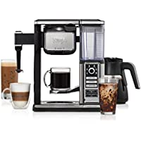 Ninja Coffee Bar 10-Cup Glass Carafe System (Black) + $20 Kohls Cash