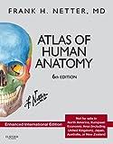 Atlas of Human Anatomy: Enhanced International Edition (Netter Basic Science)