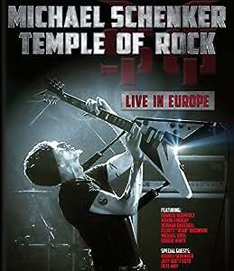 Schenker, Michael - Temple Of Rock: Live In Europe [Blu-ray]