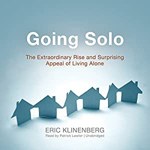 Going Solo Audiobook