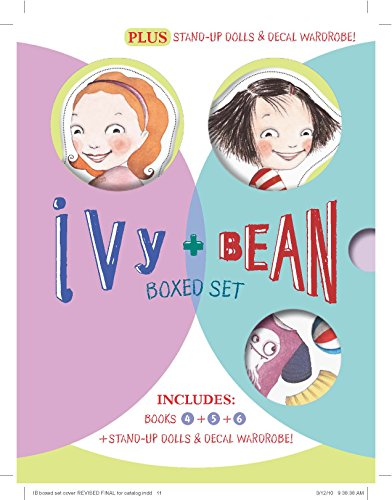 Ivy and Bean Boxed Set 2 (Books 4-6) by Chronicle Books (Image #1)