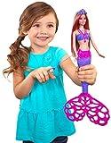 Barbie - Cff49 - Poupée Mannequin - Sirène Bulles Magiques
